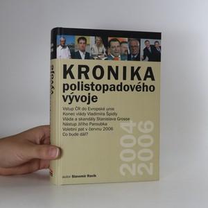náhled knihy - Kronika polistopadového vývoje. 12. díl, 2004-2006