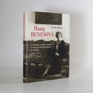 náhled knihy - Hana Benešová