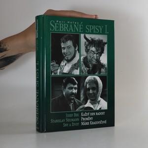 náhled knihy - Sebrané spisy I