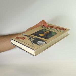 antikvární kniha Mona Lisa. Beletrizovaná výpověď o skutečné krádeži nejslavnějšího obrazu z Louvru, 2012