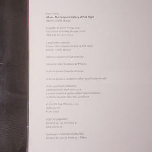 antikvární kniha Echoes. Úplná historie Pink Floyd, 2009