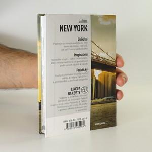 antikvární kniha Zažijte New York, 2017