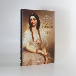 náhled knihy - Láska a přátelství a jiné prózy