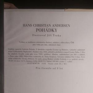 antikvární kniha Pohádky, 1990