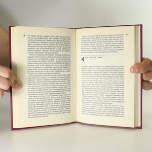 antikvární kniha Gepard, 2000