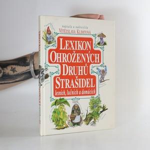 náhled knihy - Lexikon ohrožených druhů strašidel lesních, lučních a domácích