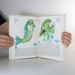 antikvární kniha Lexikon ohrožených druhů strašidel lesních, lučních a domácích, 1992