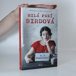 náhled knihy - Milá paní Birdová