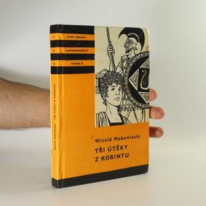náhled knihy - Tři útěky z Korintu
