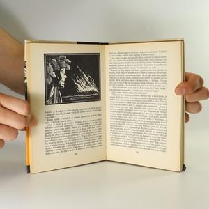 antikvární kniha Tři útěky z Korintu, 1975