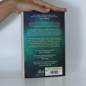 antikvární kniha The cuckoo´s calling, 2014