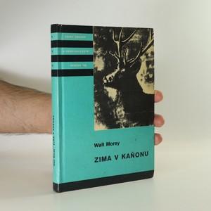 náhled knihy - Zima v kaňonu
