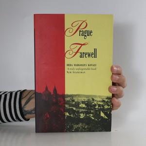 náhled knihy - Prague farewell