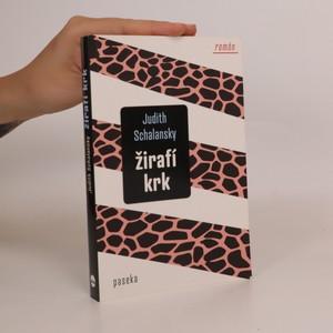 náhled knihy - Žirafí krk