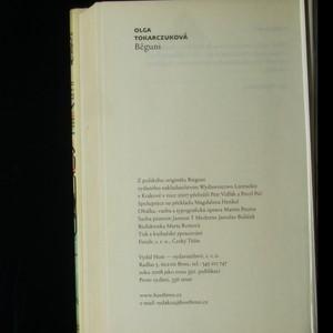 antikvární kniha Běguni, 2008