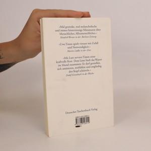 antikvární kniha Nicht morgen, nicht gestern, 2005