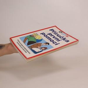 antikvární kniha Příručka první pomoci, 2001