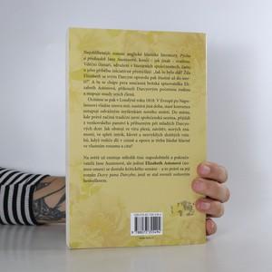 antikvární kniha Dcery pana Darcyho, 2018