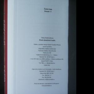 antikvární kniha Zvuk slunečních hodin, 2013