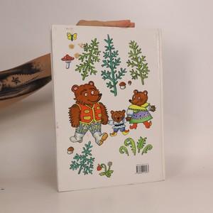 antikvární kniha Táňa a tři medvědi, 2002