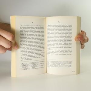 antikvární kniha Snová novela. Die Traumnovelle, 2007