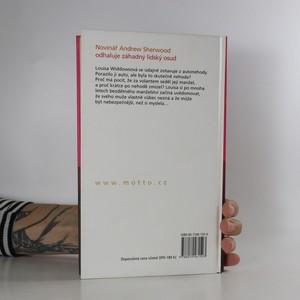 antikvární kniha Žena na útěku, 2003