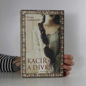 náhled knihy - Kacíř a dívka