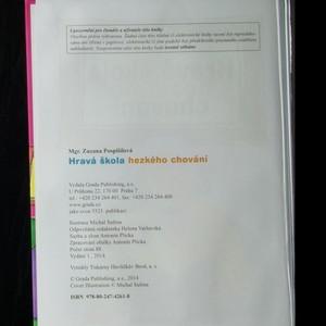antikvární kniha Hravá škola hezkého chování, 2014