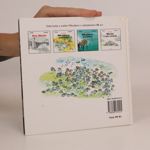 antikvární kniha Malý Mikuláš. Mikulášovy průšvihy, 1997