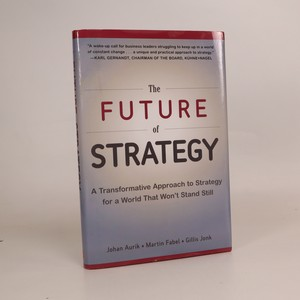 náhled knihy - The Future of Strategy