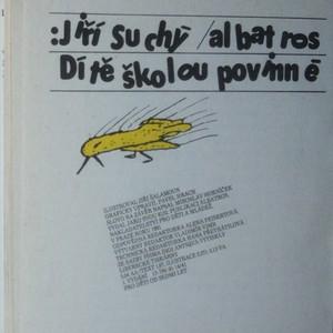 antikvární kniha Dítě školou povinné, 1991