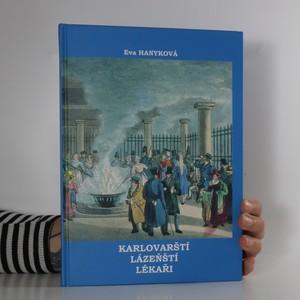 náhled knihy - Karlovarští lázeňští lékaři (podpis autora)
