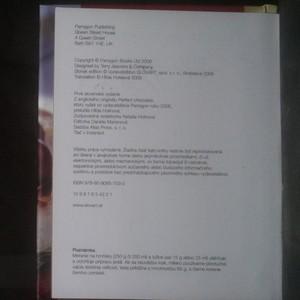 antikvární kniha Čokoláda (slovensky), 2009