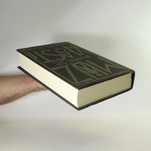 antikvární kniha Muž bez vlastností, 2008
