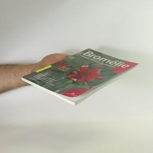 antikvární kniha Bromélie v bytech, sklenících a zahradách, 2005