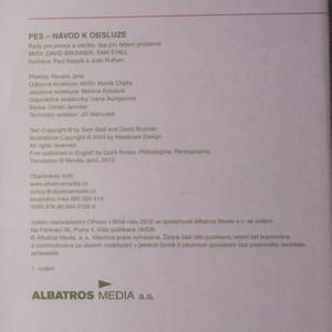 antikvární kniha Pes. Návod k obsluze. Rady pro provoz a údržbu, tipy pro řešení problémů, 2012
