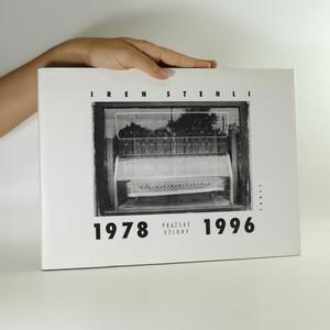 náhled knihy - Pražské výlohy 1978-1996