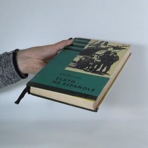 antikvární kniha Zlato na Espaňole, 1961