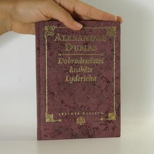 náhled knihy - Dobrodružství hraběte Lydericha