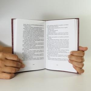 antikvární kniha Dobrodružství hraběte Lydericha, 1999