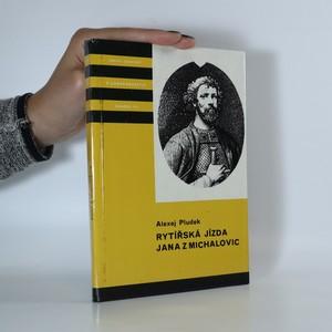náhled knihy - Rytířská jízda Jana z Michalovic