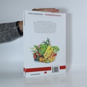 antikvární kniha Superpotraviny, 2013