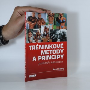 náhled knihy - Tréninkové metody a principy používané v kulturistice