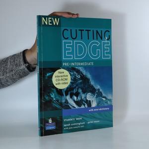 náhled knihy - New cutting edge. Pre-intermediate. Students' book