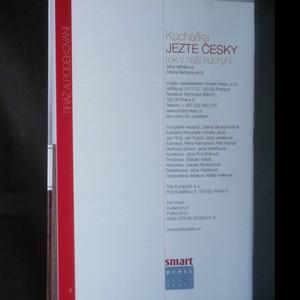 antikvární kniha Jezte česky, 2012