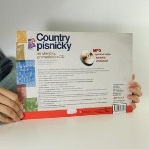 antikvární kniha Country písničky se slovíčky, gramatikou a CD. (včetně CD), 2011