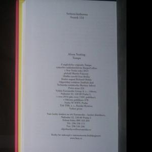antikvární kniha Tampa, 2014