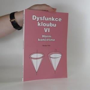 náhled knihy - Dysfunkce kloubu VI. Horní končetina