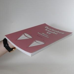 antikvární kniha Dysfunkce kloubu VI. Horní končetina, 2008
