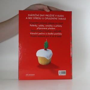 antikvární kniha Vánoce s Nigellou : sváteční pokrmy pro rodinu a přátele, 2010